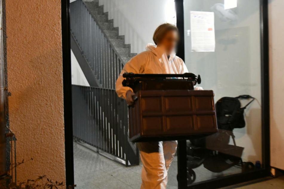 Die Leichenteile wurden Anfang Januar in Darmstadt-Eberstadt gefunden.