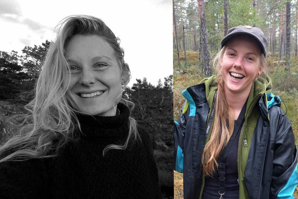 Louisa Vesterager Jespersen und Maren Ueland wollten das Atlasgebirge erkunden.