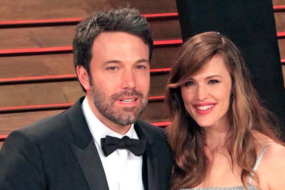 Die beiden US-Schauspieler Ben Affleck und seine Frau Jennifer Garner galten als Traumpaar.