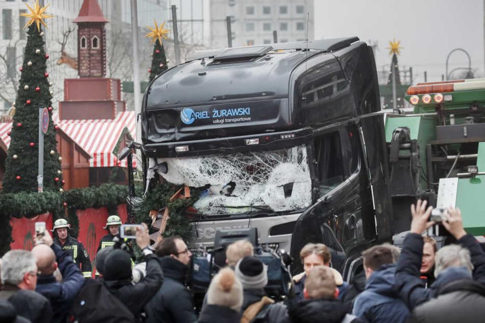 Vor drei Jahren tötete Terrorist Anis Amri zwölf Menschen auf dem Berliner Breitscheidplatz.