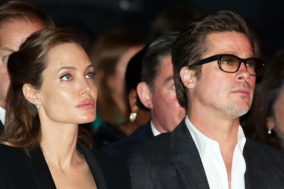 Zwei Jahre waren Angelina Jolie und Brad Pitt verheiratet.
