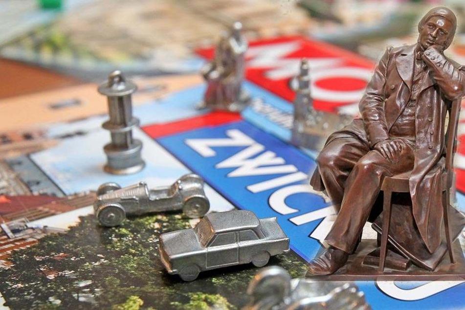 """Ist Zwickau beliebt genug für """"Monopoly""""?"""