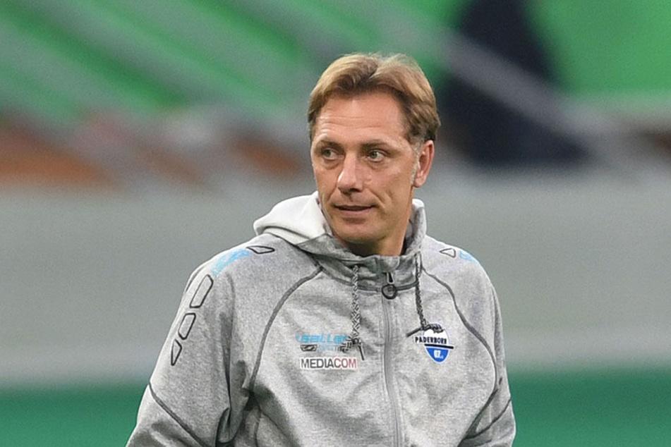 Cheftrainer René Müller weiß, wie wichtig das Spiel gegen Lotte ist, um aus dem Tabellenkeller wieder rauszukommen.
