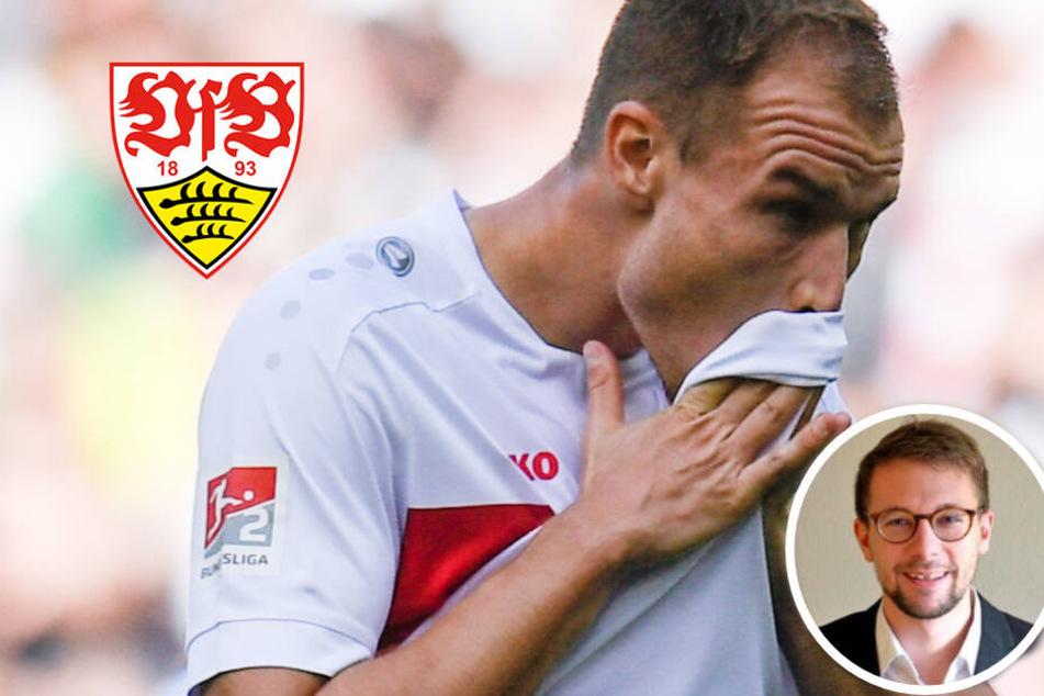 """Meine Meinung: """"Muschi""""-Strafe für VfB-Spieler Badstuber muss wehtun!"""