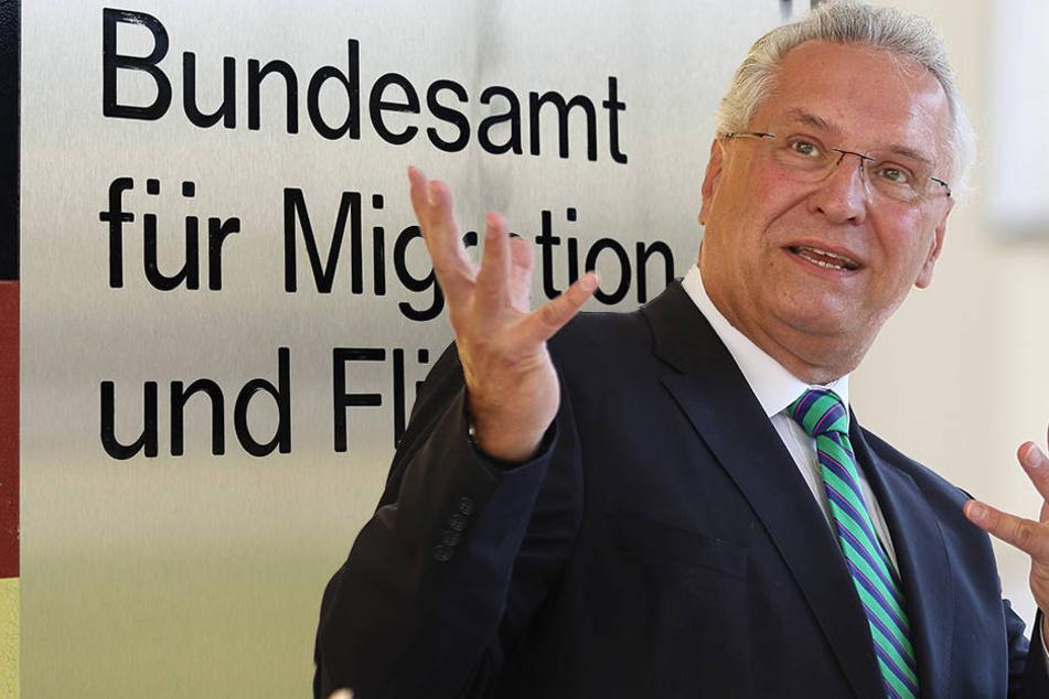 Bayerns Innenminister Joachim Herrmann (59, CSU).