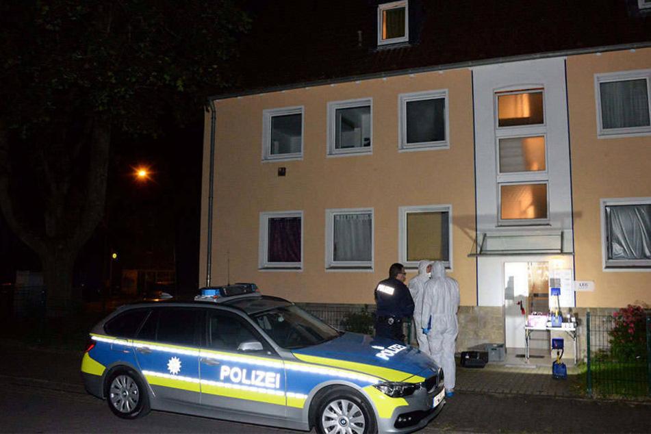 Die Polizei wusste relativ schnell, wer als Täter in Frage kommt.