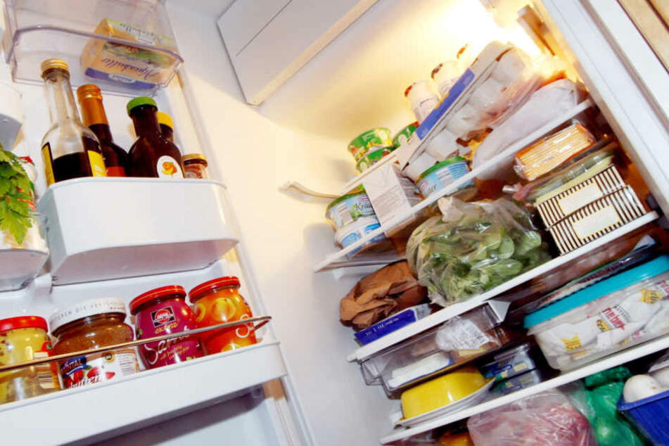 Ein Jugendlicher hat einen alarmgesicherten Kühlschrank geknackt. (Symbolbild)