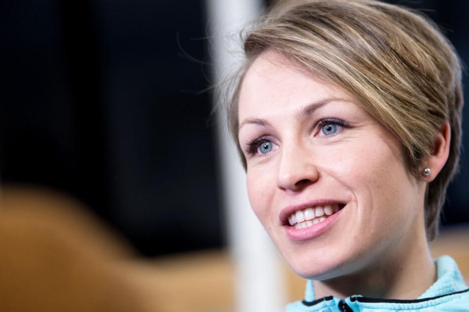 Magdalena Neuner ist auch im Sommer Biathlon-Weltmeisterin geworden.