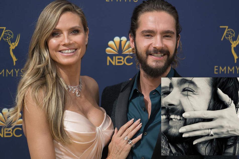Heidi Klum und Tom Kaulitz verlobt!