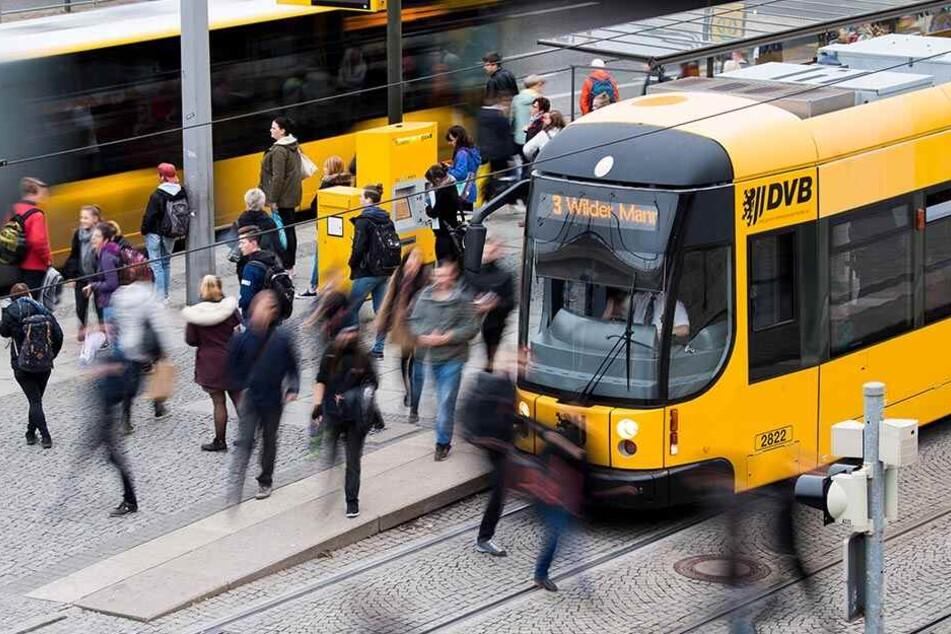 Der Ausbau des Öffentlichen Nahverkehrs ist eine Kernforderung der Sachsen-SPD.