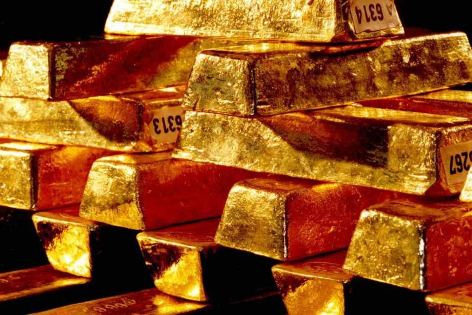 Der Goldpreis ist so hoch wie nie zuvor, seit der Einführung des Euro. (Archivbild)