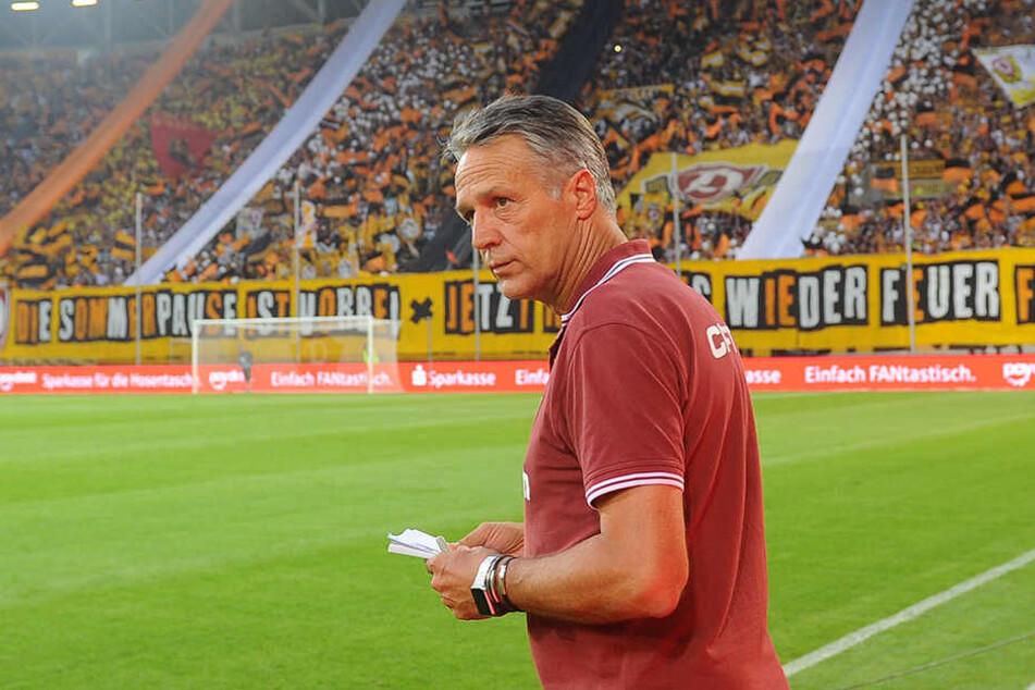 Uwe Neuhaus (58) wurde entlassen.