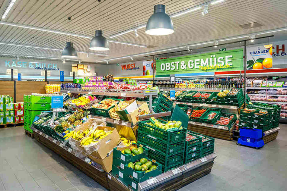 So macht einkaufen Spaß: Die neuen Aldi-Märkte sind auf die modernen Bedürfnisse der Kunden eingestellt.