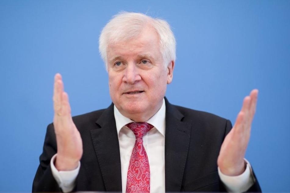 Bundesinnenminister Horst Seehofer (69, CSU) ist ein Fan der automatischen Gesichtserkennung.