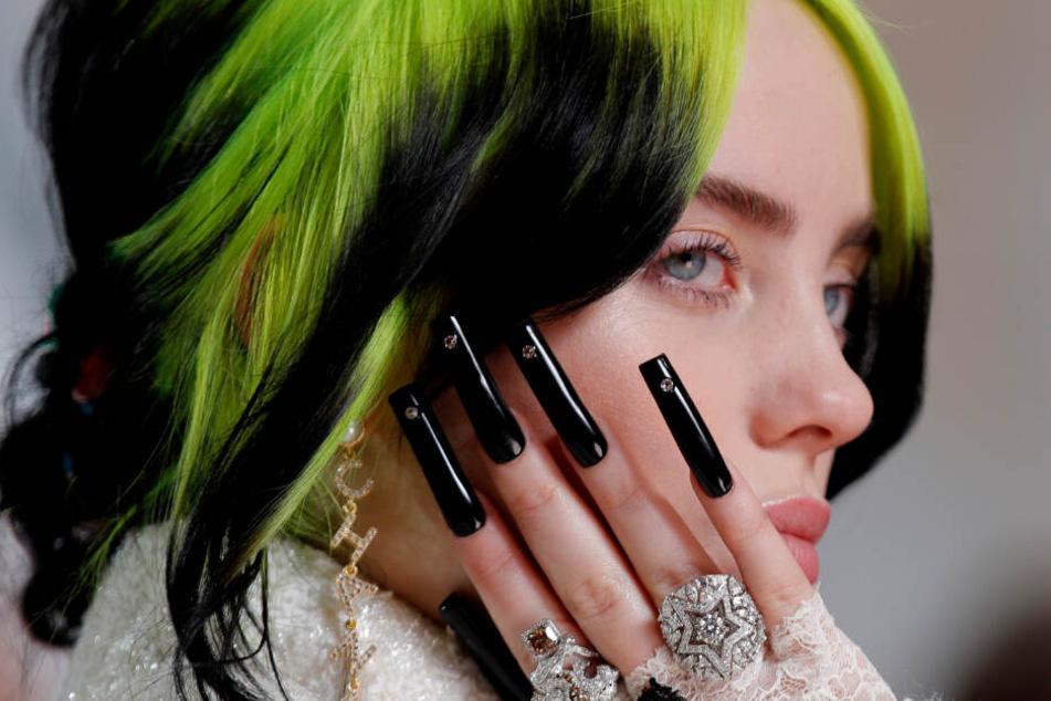 """18-jährige Billie Eilish hat keinen Bock mehr auf Social-Media-Kommentare: """"Es hätte mein Leben ruiniert"""""""