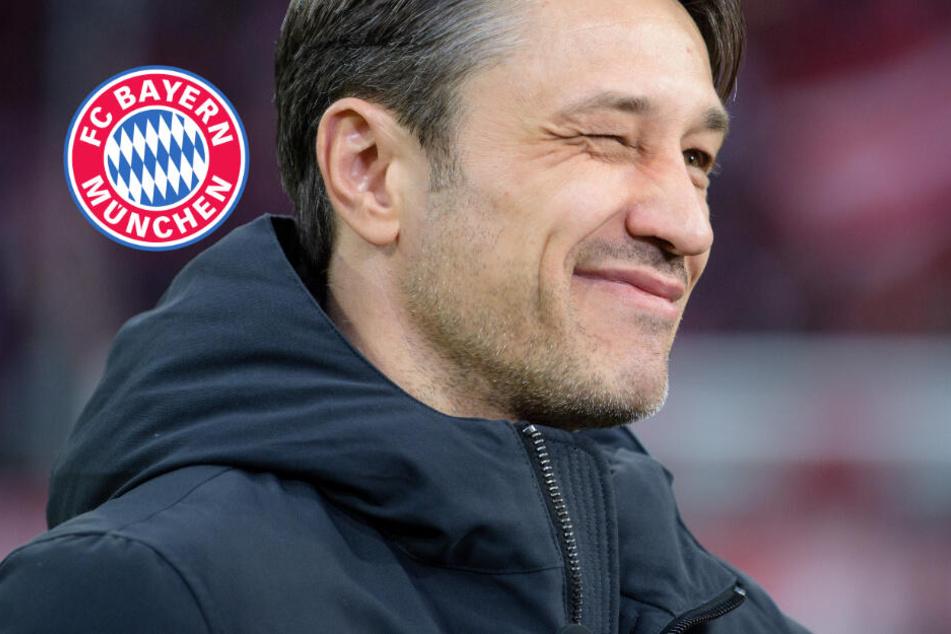 Kovac: Nicht schlimm, wenn Bayern nicht Meister werden würde