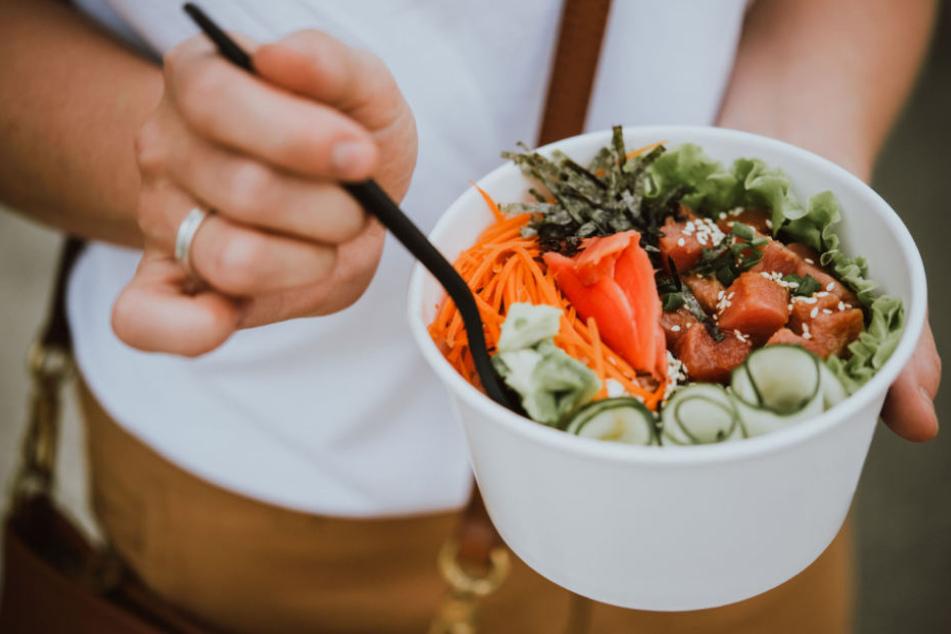 Der gesunde Food-Trend hat nun auch Mainhatten erreicht (Symbolfoto).