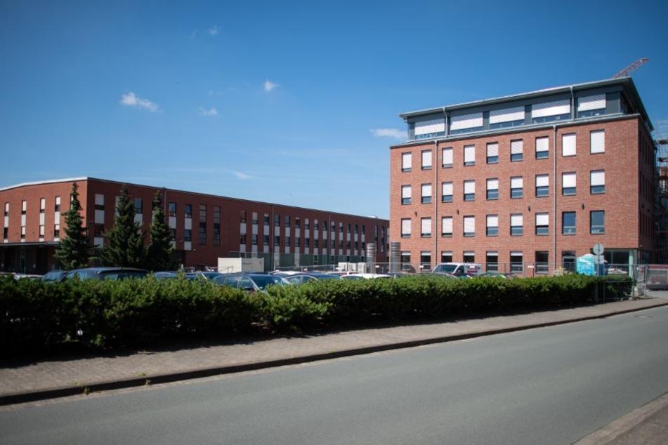 """In der Firma """"ARI Armaturen GmbH & Co. KG"""" in Schloß Holte-Stukenbrock hat Klaus O. die Giftanschläge auf seine Kollegen verübt."""