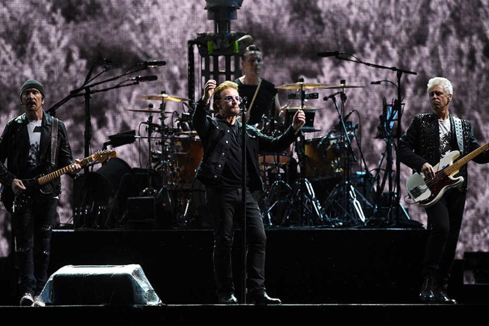 Bis zum 22. Oktober touren die irische Band durch die Welt. Letzte Station ist dann das Morumbi Stadion in Sao Paulo, Brasilien.