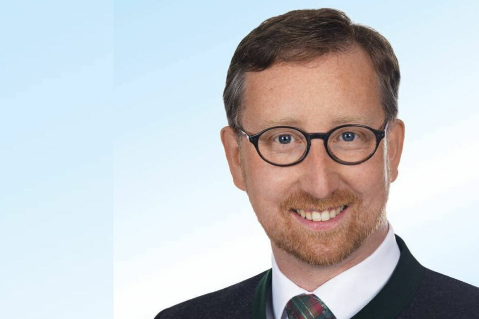 Andreas Winhart sitzt als Abgeordneter der AfD im bayerischen Landtag.