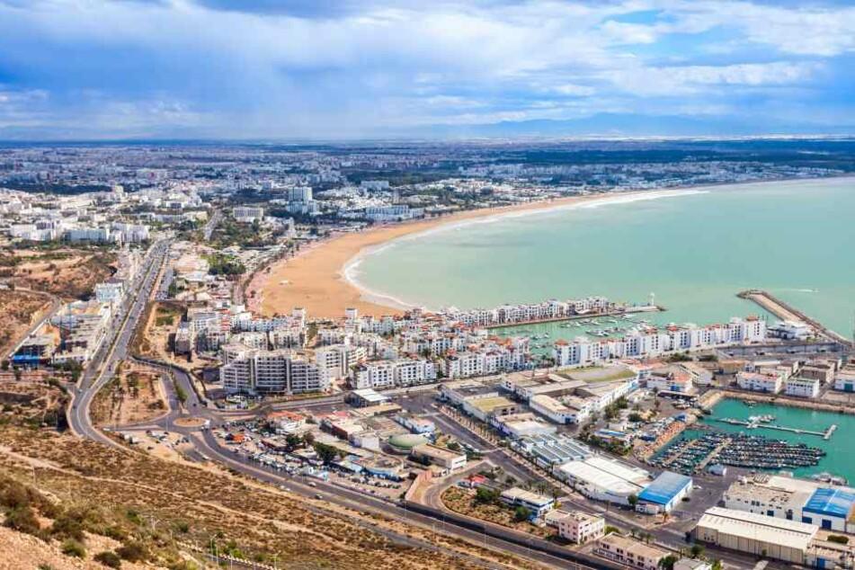 Flugplan Agadir
