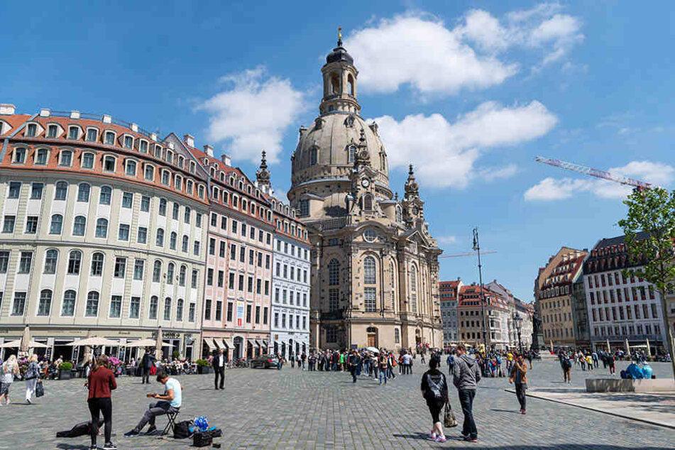 Dresden ist heute schon Touristenmagnet mit großem Kulturangebot. Eine Auszeichnung als Kulturhauptstadt erscheint da fast folgerichtig.