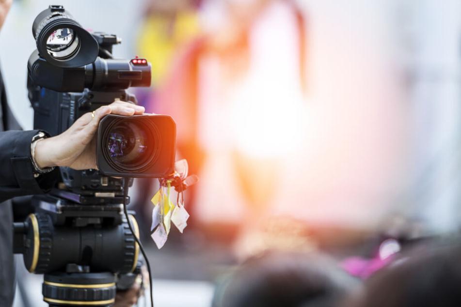 Helmuth Ashley startete seine Karriere beim Film als Kameramann. (Symbolbild)