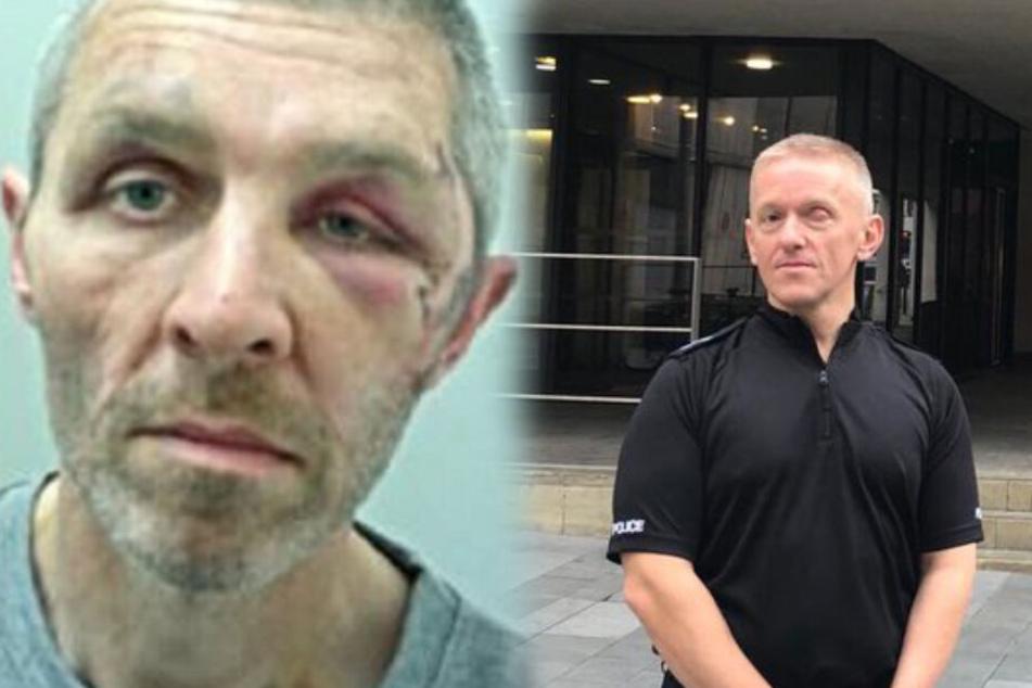 Polizist erblindet und schwer verletzt: Täter greift mit ätzendem Ammoniak an