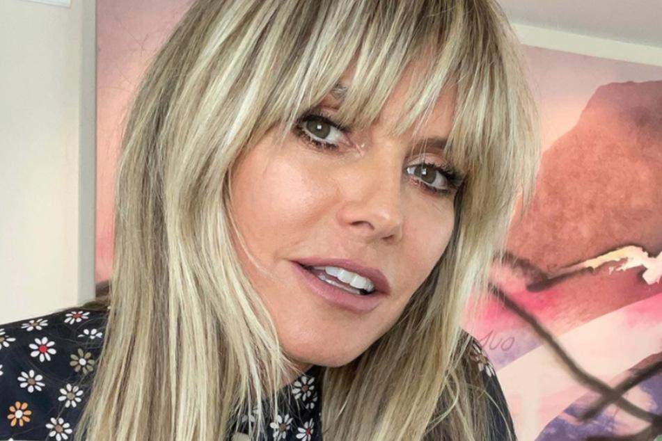 Heidi Klums (48) Start ins Modelbusiness verlief steiniger als gedacht.