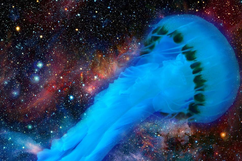 Jellyfish in space? Scientists observe bizarre cosmic phenomenon