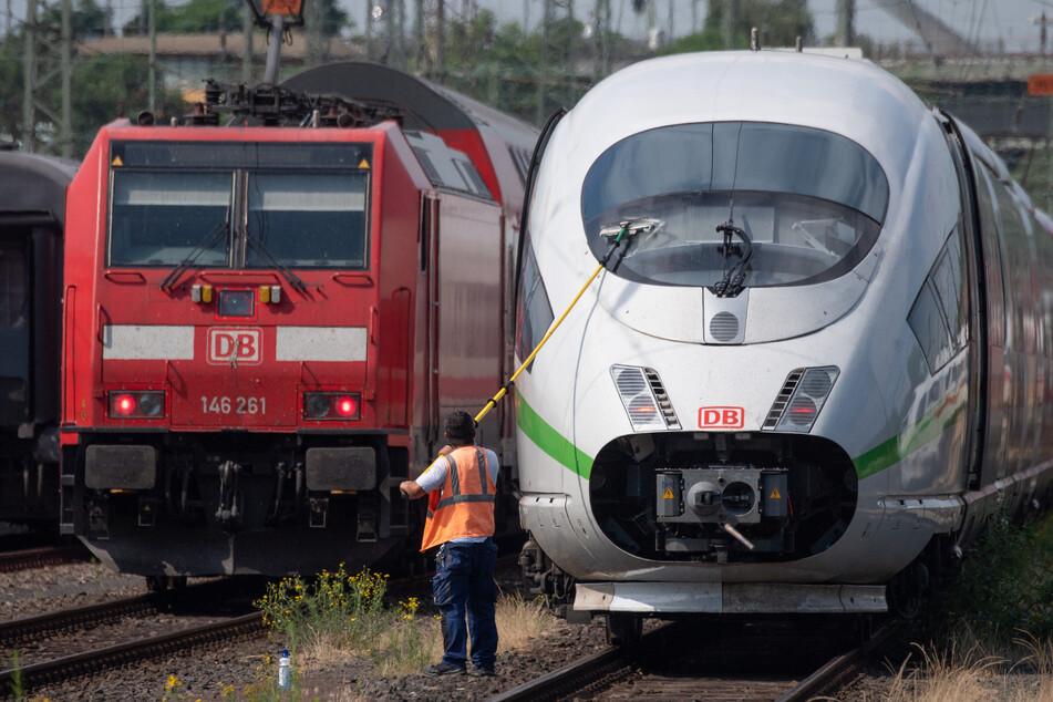 Fernzüge sollen künftig auch unter dem Hauptbahnhof halten können. (Symbolbild)