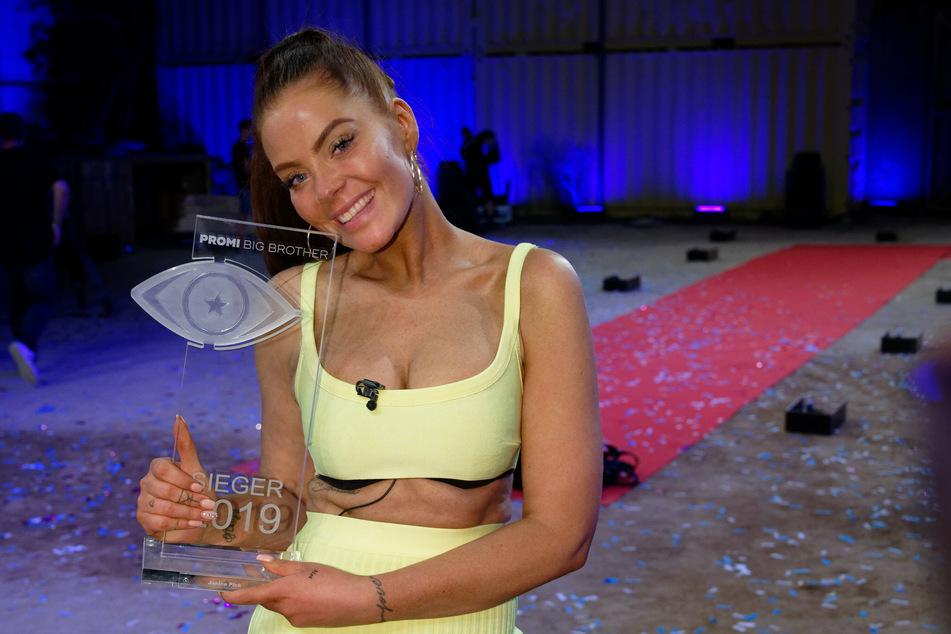 """Vor knapp einem Jahr wurde die Leipzigerin Siegerin der """"Promi Big Brother""""-Staffel."""