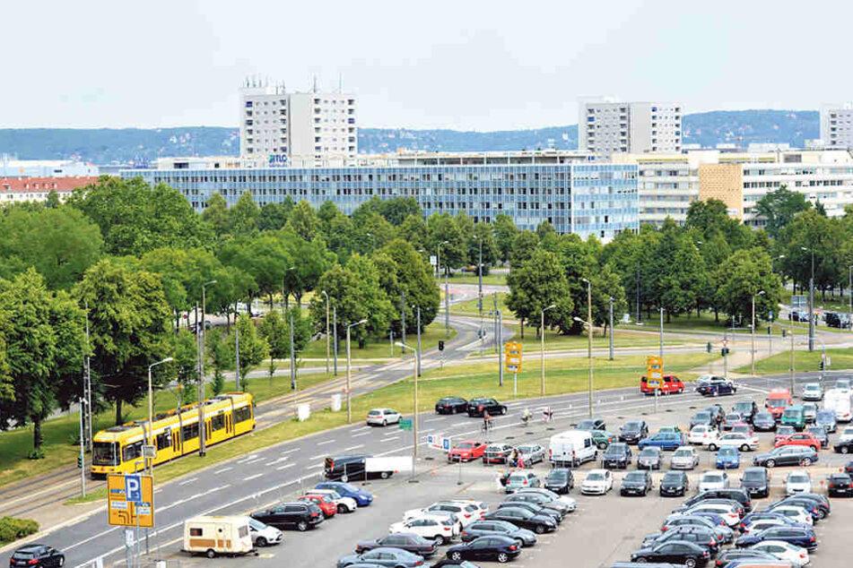 Robotron-Abriss: Rathaus droht großer Ämterumzug