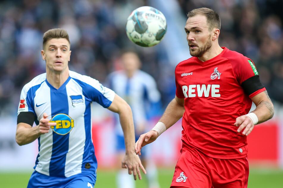 FC-Abwehrspieler Rafael Czichos (29) hatte sich beim Spiel gegen Hertha BSC Berlin am 22. Februar schwer verletzt.