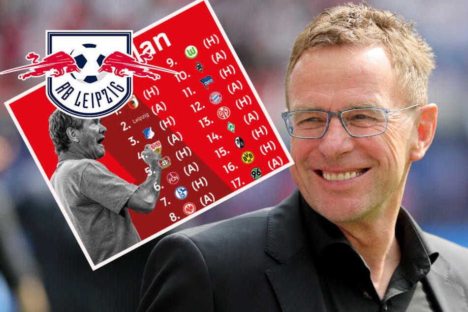 Neuer Bundesliga-Spielplan: Düsseldorf stichelt doppelt gegen RB Leipzig