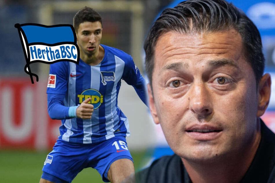 """""""Wir wollen unsere Fans stolz machen!"""" Ante Covic startet bei der Hertha"""