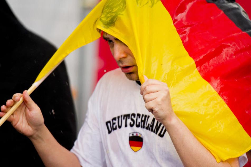 Es wäre nicht das erste Mal, dass eine WM in Deutschland baden geht.