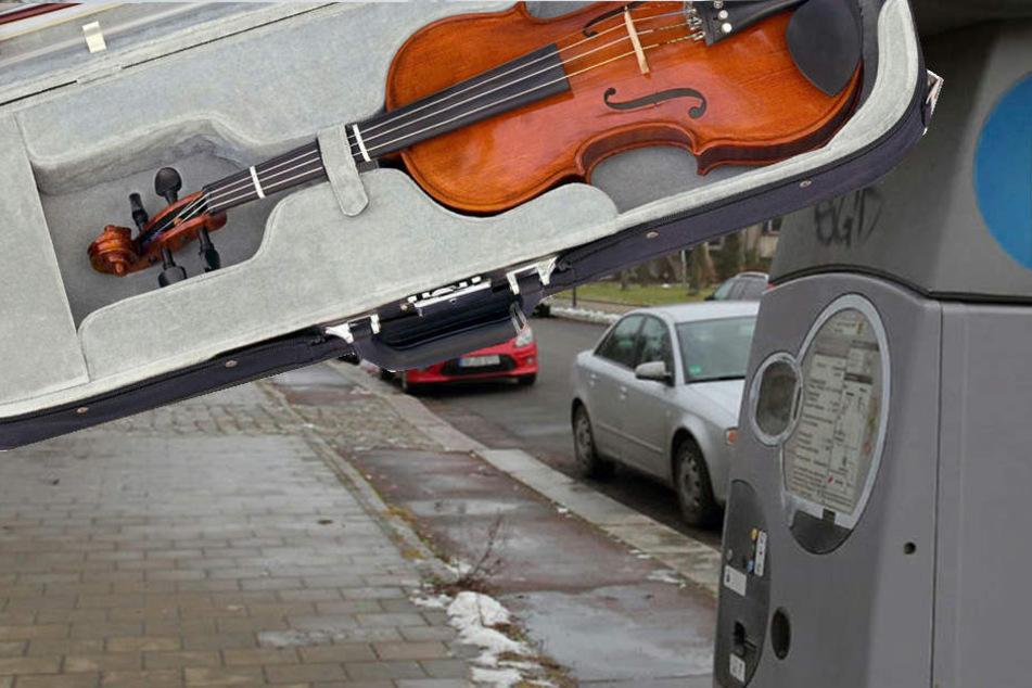 Während Musikerin beim Training ist: Diebe klauen Auto mit 10.000-Euro-Geige