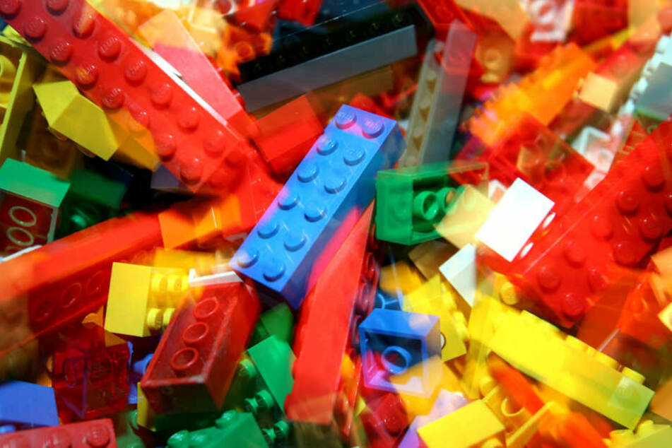 Lego-Bausteine bieten seit vielen Jahren jede Menge Spaß für jung und alt. Auch bei der Ausstellung in Triptis.