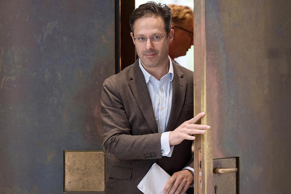 Marcus Pretzell hat die AfD zusammen mit seiner Frau Frauke Petry verlassen.
