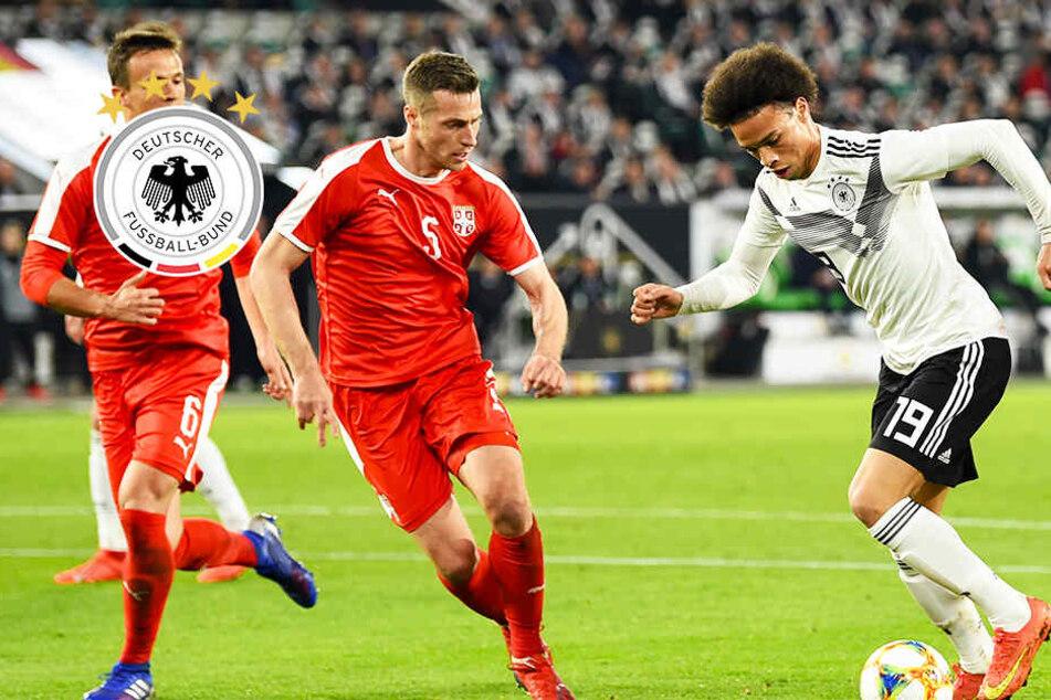 Chancenwucher! Deutschland verpasst Sieg gegen serbische B-Elf