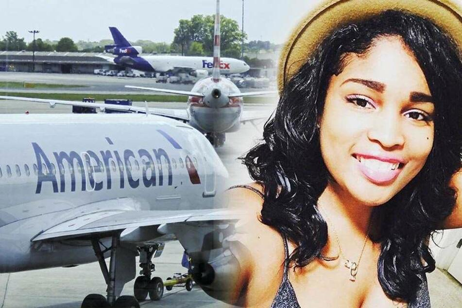 Brittany starb nach einem Flug nach Dallas.
