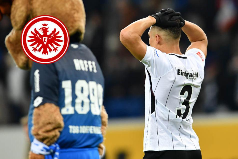 Last-Minute kann auch wehtun: Eintracht hadert mit Ausgleich
