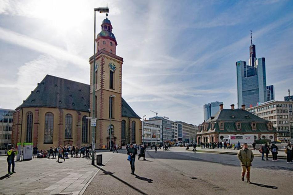 Frankfurt ist bunt: jeder fünfte Ausländer lebte 2016 in Frankfurt
