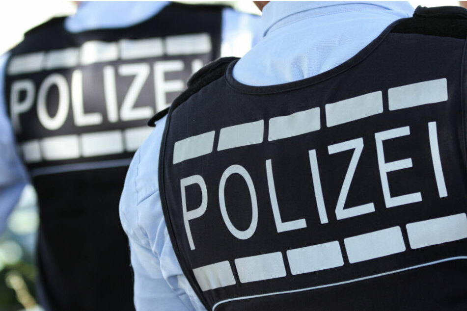 Die Polizei rückte sofort an. (Symbolbild)