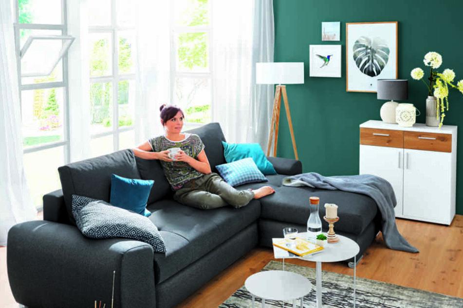 dieses schlafsofa von porta in bielefeld ist gerade um 500 euro reduziert. Black Bedroom Furniture Sets. Home Design Ideas