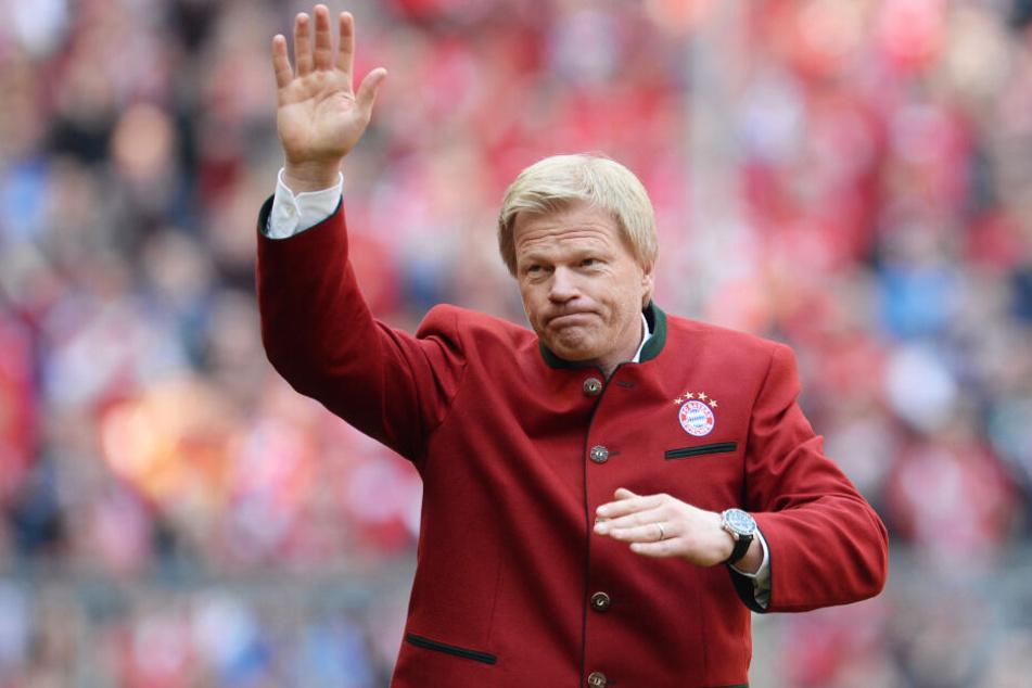 Oliver Kahn sorgt bei vielen Fans des FC Bayern München für Euphorie.