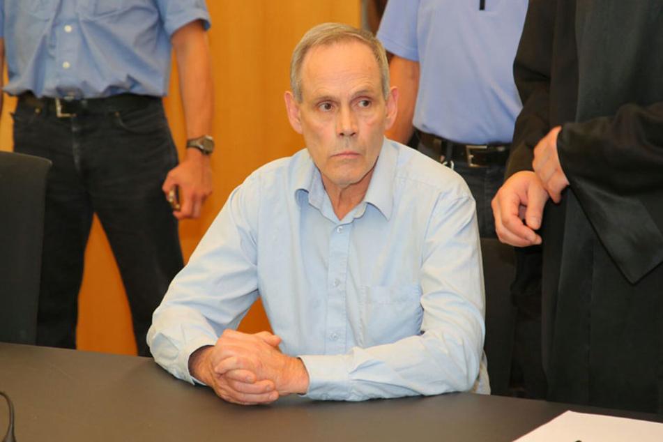 Norbert K. (62) wurde zu acht Jahre und sechs Monate in Haft verurteilt.
