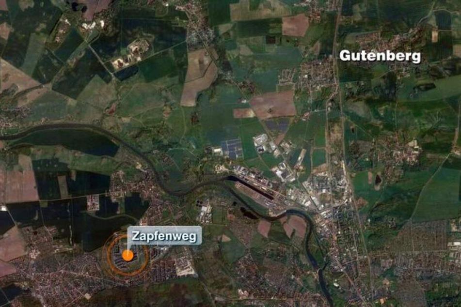 Von der Wohnung im Zapfenweg bis zu Christinas Schwiegereltern nach Gutenberg sind es nur zwölf Kilometer. Irgendwo auf dem Weg verschwand die zweifache Mutter.