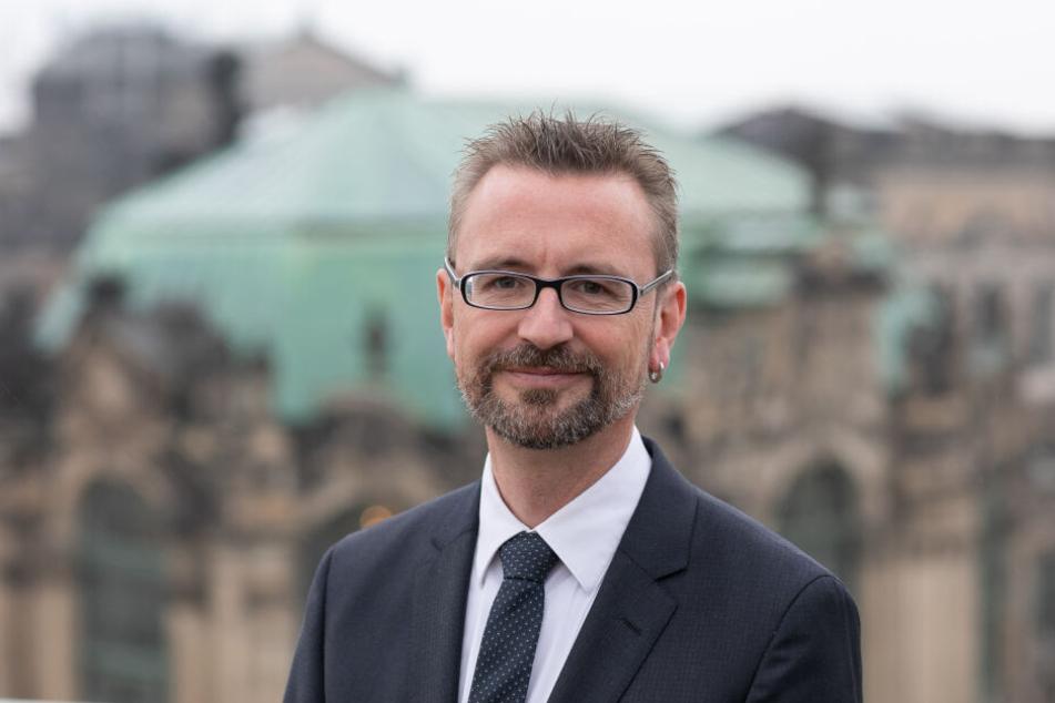 Marketing-Chef Jürgen Amann